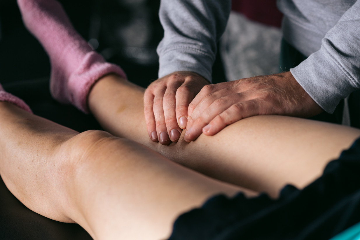 Level 3 Diploma in Sports Massage - Level 3 Diploma