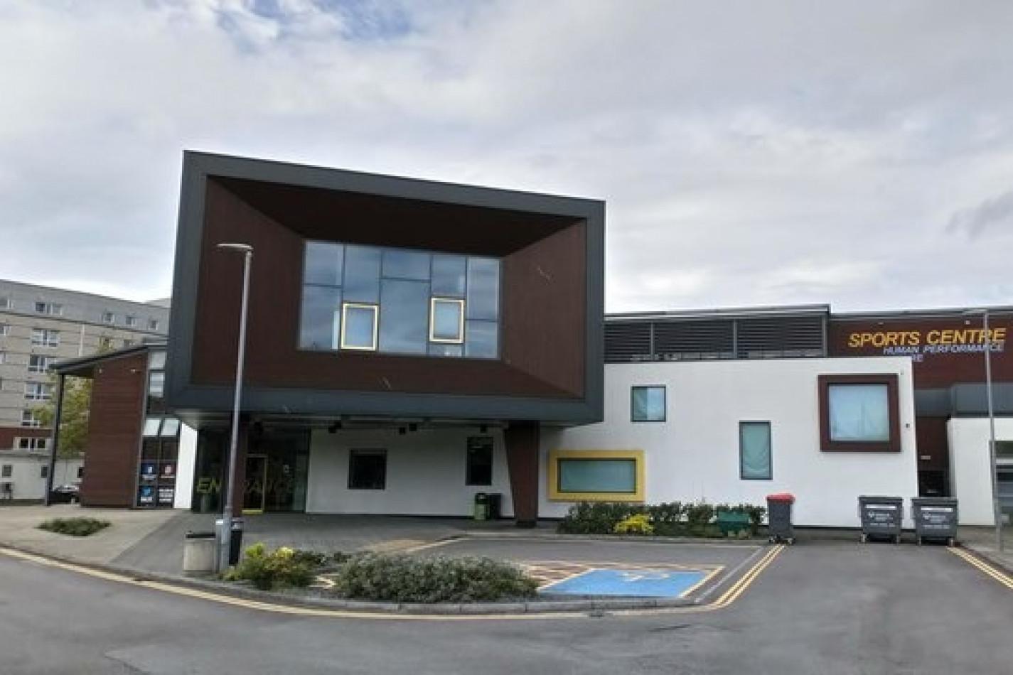 University of Lincoln Sports Centre