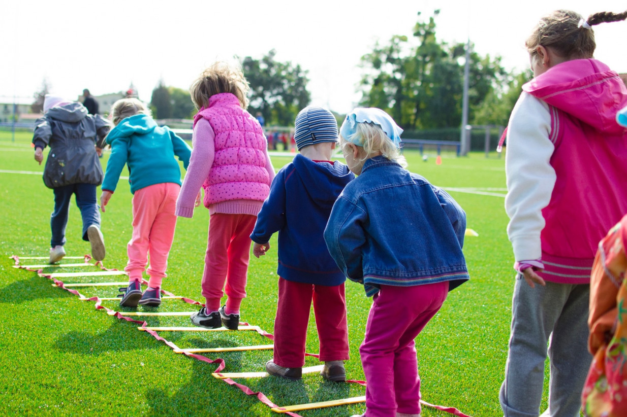 Certificate in Fitness Instructing – Exercise and Physical Activity for Children - Level 2 Certificate