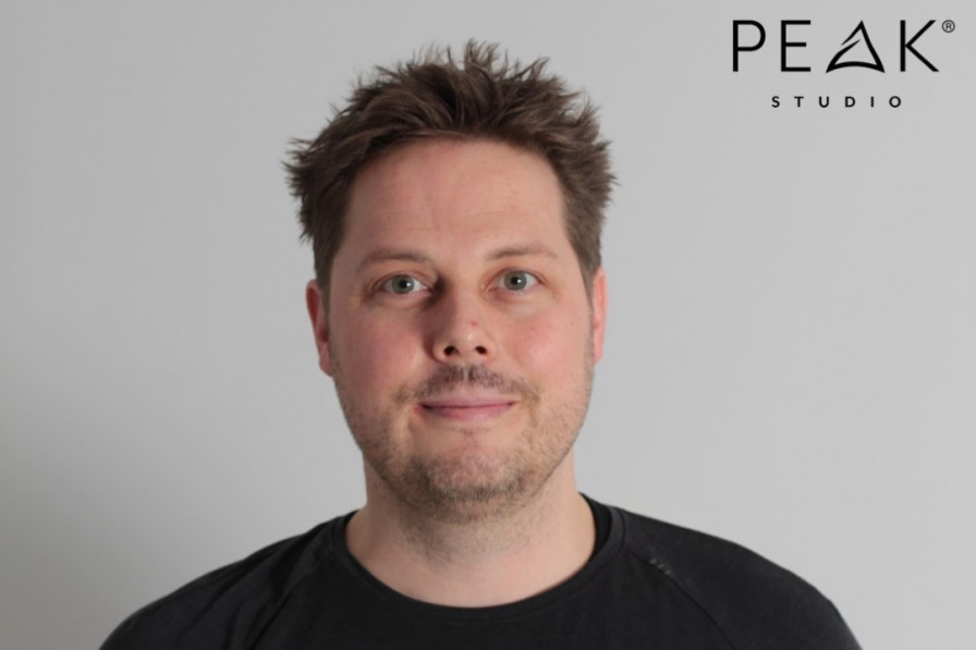Will, Owner of Peak Studio
